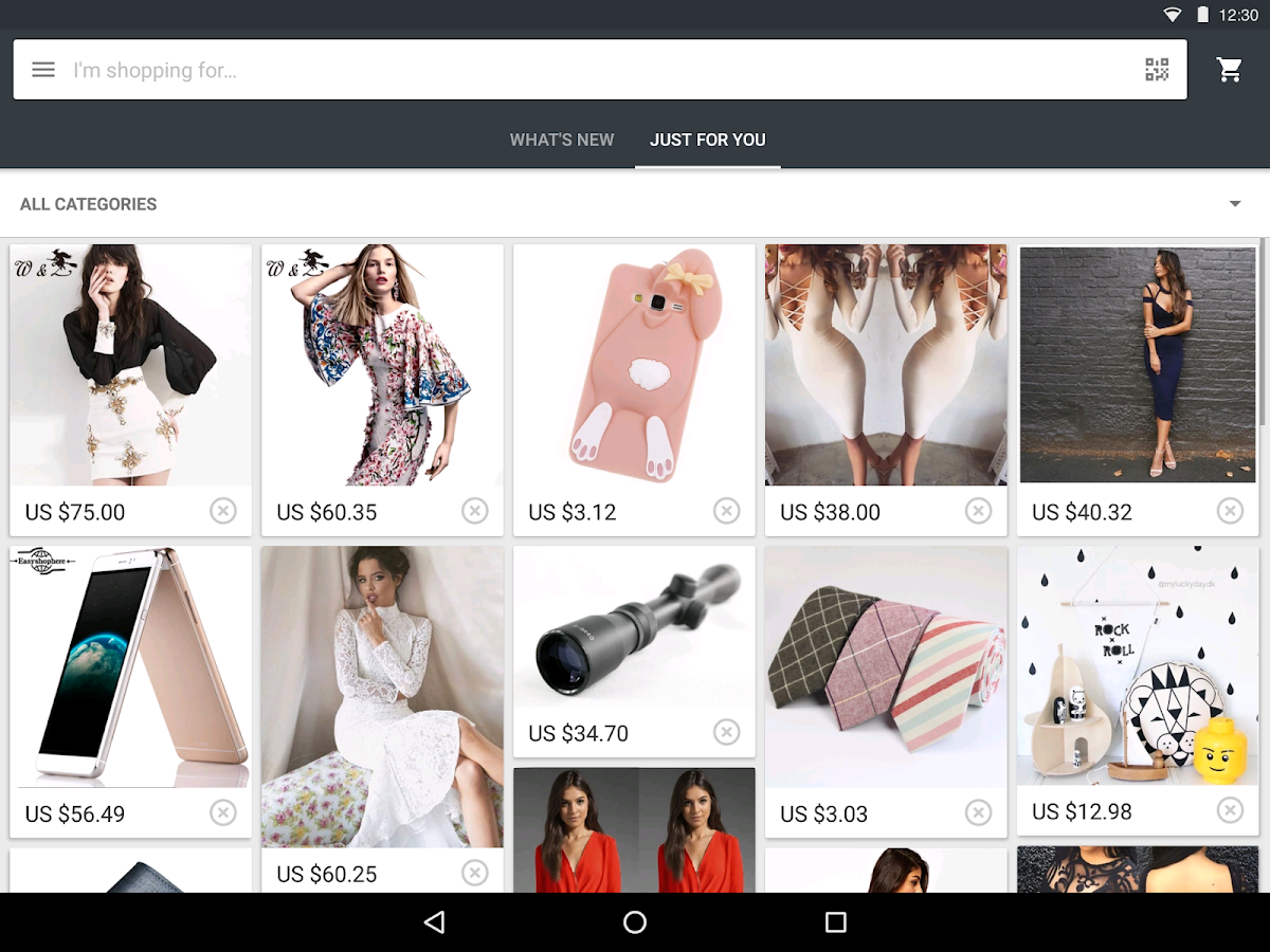 AliExpress Shopping App- screenshot