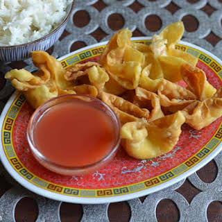 Wonton Appetizers With Cream Cheese Recipes.