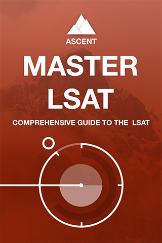 LSAT App- screenshot