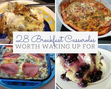 28 Breakfast Casseroles Worth Waking Up For Recipe