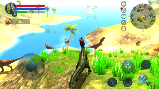 Dilophosaurus Simulator filehippodl screenshot 2