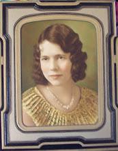 Photo: Helen Mary Westaby 1932 Graduation Photo Wapato High School, Wapato, Yakima Co., Washington