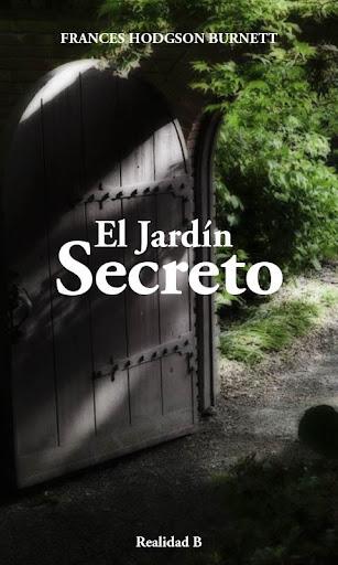 LIBRO - EL JARDIN SECRETO