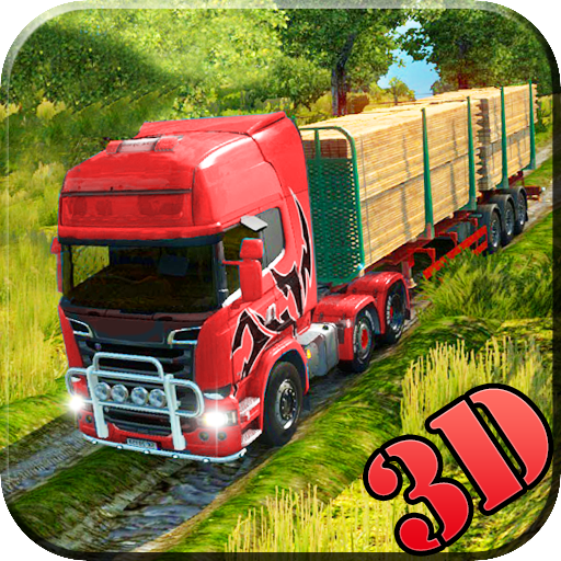 Offroad Transport Euro Cargo Truck Drive Simulator