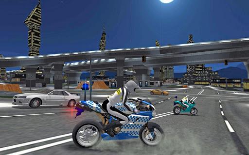 Police Motorbike 3D Simulator 2018 1.0 screenshots 5