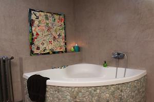 salle de bain béton ciré loiret