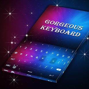 Gorgeous Keyboard - náhled