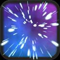 Starfield 3D Parallax LWP icon