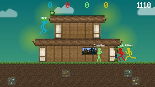 Stickman vs Multicraft: Survival Craft Pocket modavailable screenshots 7