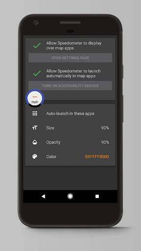 Speedometer GPS Pro screenshot 5