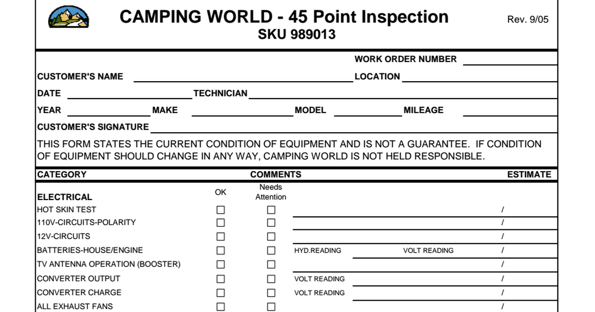 Camping World 45 Point Inspection.pdf