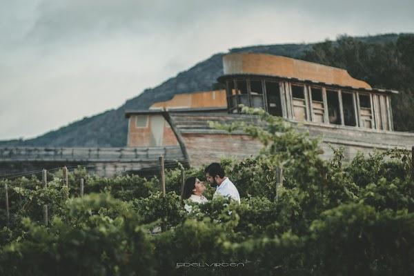 Fotógrafo de bodas Fidel Virgen (virgen). Foto del 10.08.2016