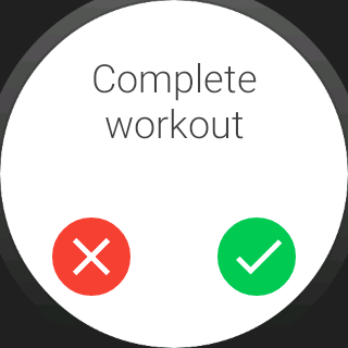 Progression - Fitness Tracker- screenshot