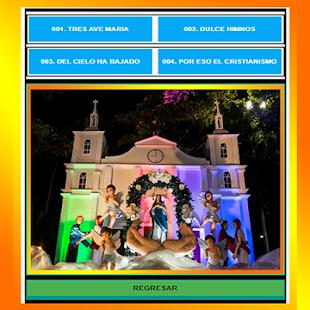 Cantos a la Virgen Maria de Nicaragua - náhled