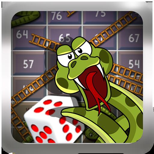 뱀과 사다리 棋類遊戲 App LOGO-APP試玩