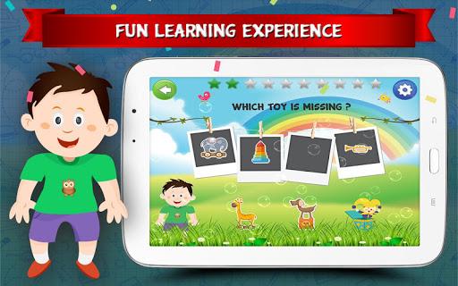 Kids Learning Game   Fun Learn 2.7 screenshots 9