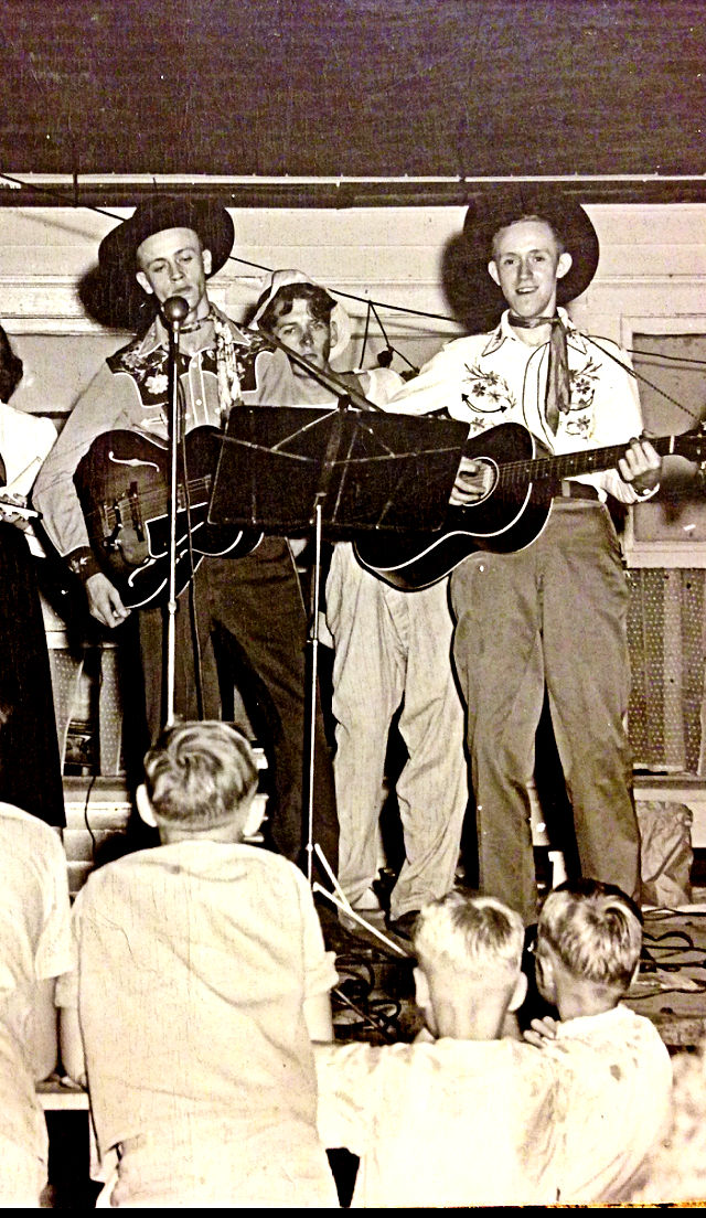 Charles and James On Stage ca 1962.png