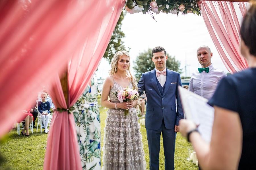 Bryllupsfotograf Vika Aniuliene (VikaAniuliene). Bilde av 03.06.2019