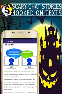 Scary Chat Stories - Hooked on Halloween