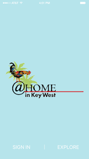 At Home Key West- screenshot thumbnail