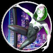 Rope Hero - Spider Gangster Crime City