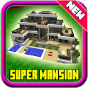 Super Mansion Maps for MCPE icon