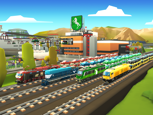 Train Station 2: Rail Strategy & Transport Tycoon 1.27.1 screenshots 8