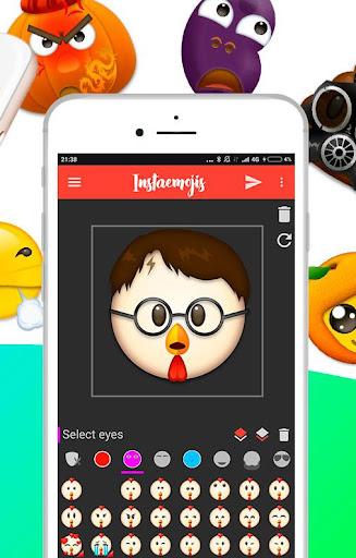 Emoji Maker - Create your Photo Emojis & Stickers 1.1.6.1 screenshots 3