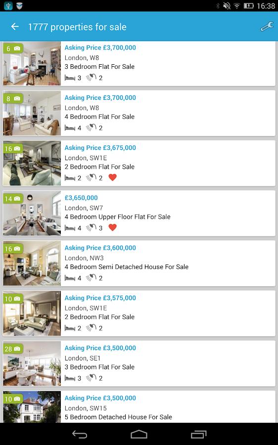 Propertywide - screenshot