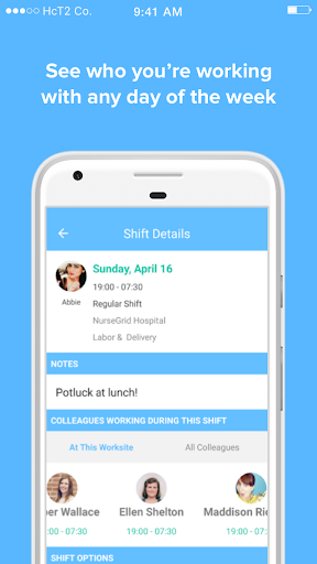NurseGrid 3.1.0 screenshots 2
