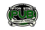 Logo for Tipton Street Pub
