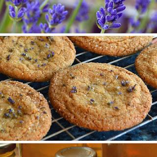 Lavender & Honey Cookie.