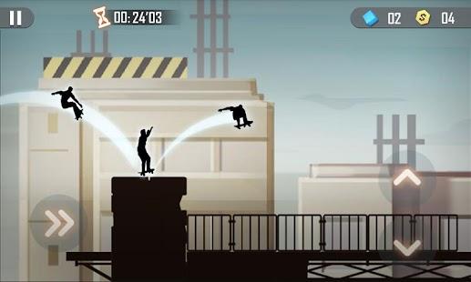 Shadow Skate Screenshot