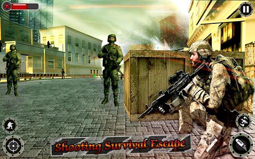 Bravo Shooter: Gun Fire Strike 1.0.2 screenshots 1