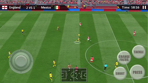 Real Soccer League Simulation Game 1.0.2 3
