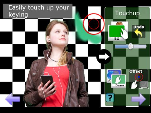 Chroma Key Touchup screenshot 7
