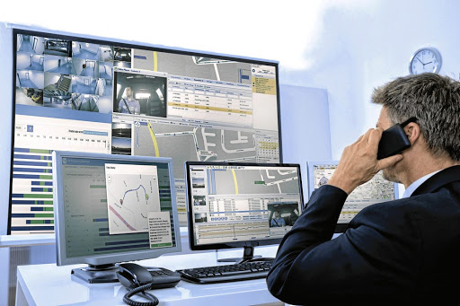 Fleet managers get a detailed real-time view of how their vehicles are being driven.