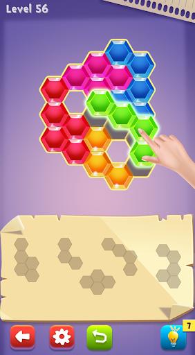 Block Puzzle: Hexa Jewel 2.8 screenshots 1