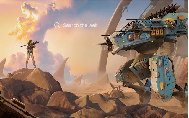 War Robots Hd Wallpapers Game Theme