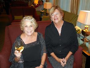 Photo: Patti and Lucretia