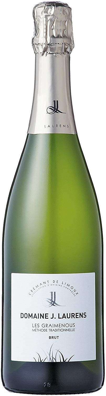 スパークリングワインおすすめ:ドメーヌ・ジ・ロレンス クレマン・ド・リムー レ・グレムノス