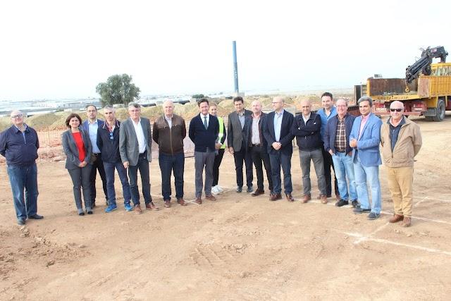 El proyecto medioambiental está liderado desde el año 2013 por el Ayuntamiento y 25 empresas hortofrutícolas.