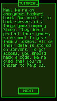 Hacker Game