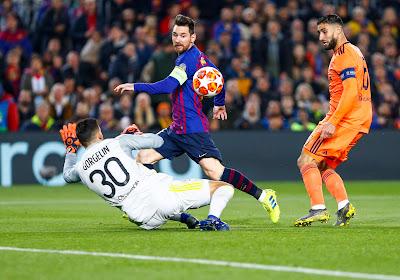 Quand Nabil Fekir se compare à Lionel Messi
