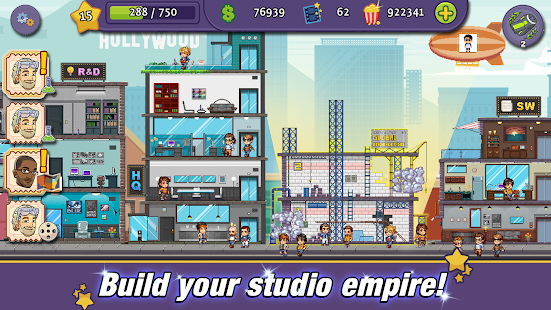 Movie Studio Story Screenshot