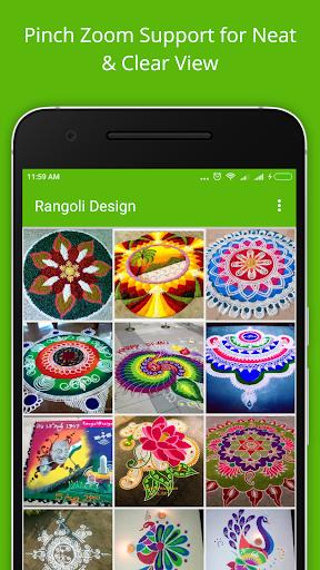 玩免費生活APP|下載Rangoli Design app不用錢|硬是要APP