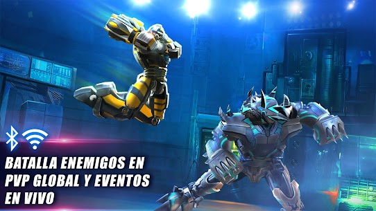 Real Steel World Robot Boxing (MOD) 3