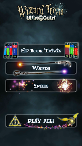 Harry Potter Wizard Quiz: U8Q Apk 1