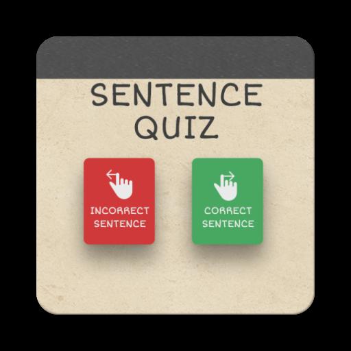 Sentence Quiz