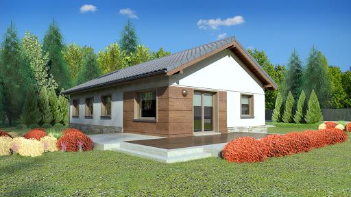 projekt Dom przy Przyjemnej 5 bis